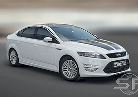 Ford Mondeo SF-Audio edition
