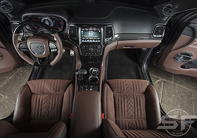 sf design jeep grand cherokee srt тюнинг sf-audio