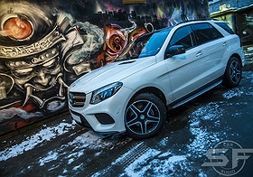 Mercedes GLE SF-Audio